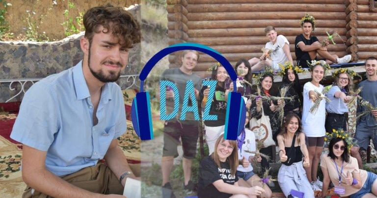 Der bunte Alltag deutscher Sprachassistenten in Kasachstan №2