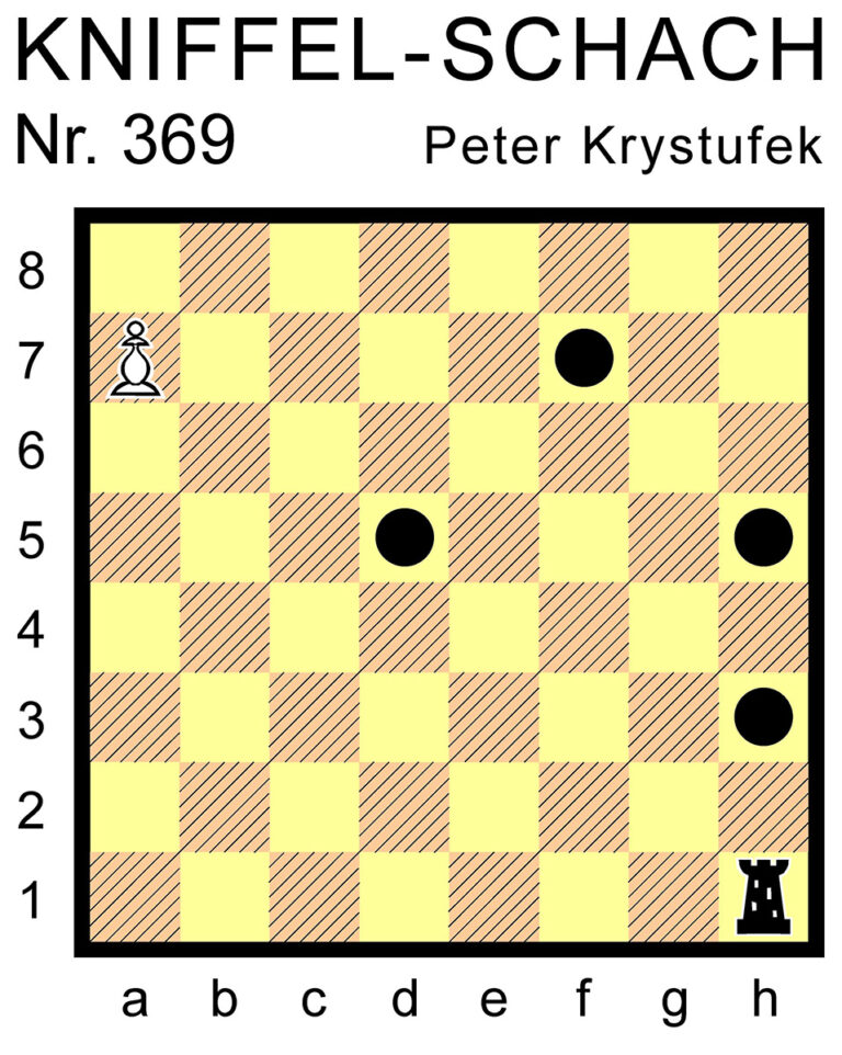 Kniffel-Schach Nr. 369